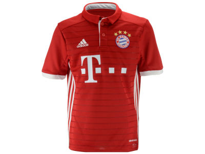 Bayern Munich adidas Club Team Youth Home Stadium Jersey