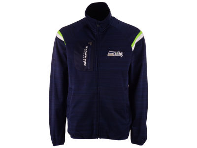 Seattle Seahawks GIII NFL Men's Wild Card Jacket