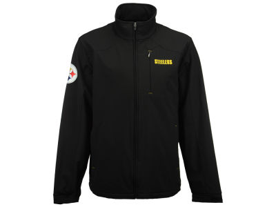 Pittsburgh Steelers GIII NFL Men's Fullback Softshell Jacket