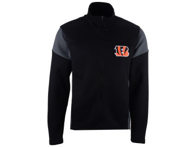 Cincinnati Bengals GIII NFL Men's Draw Play Jacket