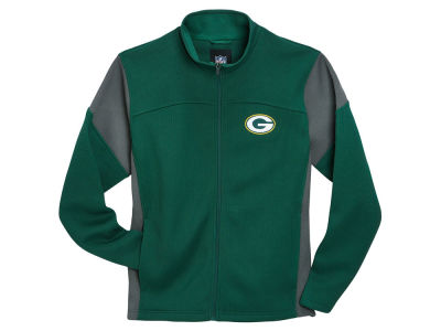 Green Bay Packers GIII NFL Men's Draw Play Jacket