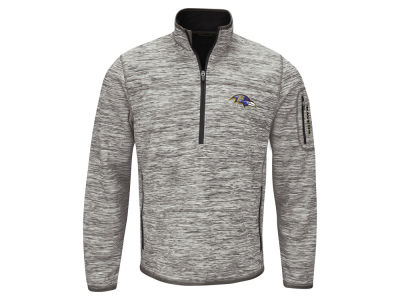 Baltimore Ravens GIII NFL Men's Fast Pace 1/4 Zip Pullover