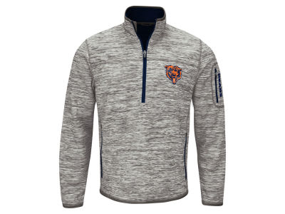 Chicago Bears G-III Sports NFL Men's Fast Pace 1/4 Zip Pullover