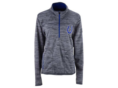 Indianapolis Colts GIII NFL Men's Fast Pace 1/4 Zip Pullover