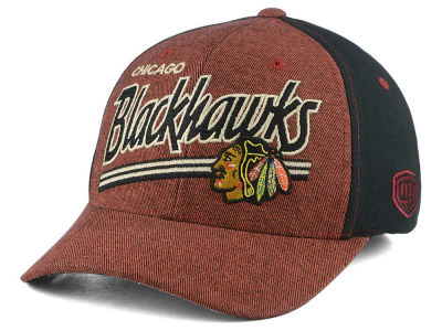 Chicago Blackhawks NHL Strides Stretch-Fit Cap