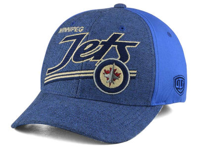 Winnipeg Jets NHL Strides Stretch-Fit Cap