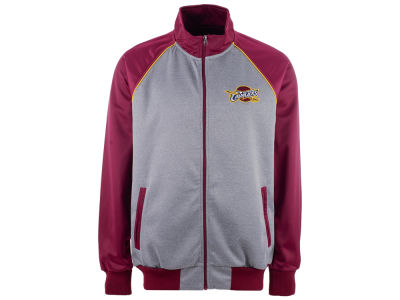 Cleveland Cavaliers GIII NBA Men's Throwback Track Jacket