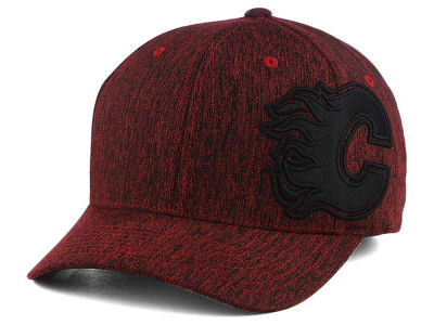 Calgary Flames NHL Dupe Stretch-Fit Cap