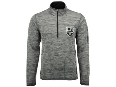 Los Angeles Kings GIII NHL Men's Fast Pace 1/4 Zip Pullover