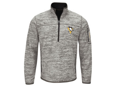 Pittsburgh Penguins GIII NHL Men's Fast Pace 1/4 Zip Pullover