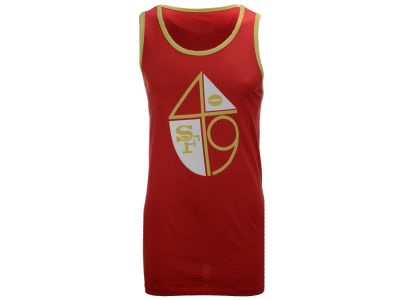 San Francisco 49ers '47 NFL Men's Crosstown Tank