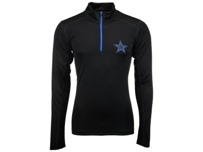 Dallas Cowboys NFL Men's Stilwell 1/4 Zip Pullover Shirt
