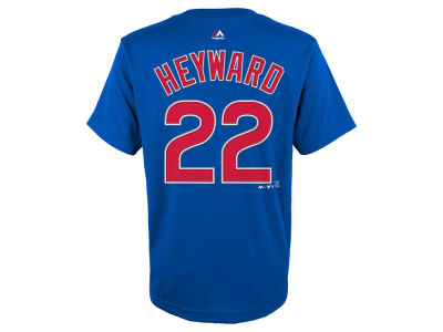 Chicago Cubs Jason Heyward MLB Youth Official Player T-Shirt