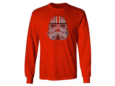 Ohio State Buckeyes NCAA Men's Star Wars Storm Trooper Long Sleeve T-Shirt