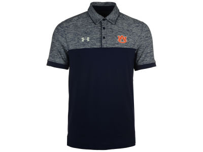 Auburn Tigers Under Armour NCAA Men's Podium Polo Shirt