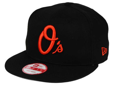 Baltimore Orioles New Era MLB Coop Flip 9FIFTY Snapback Cap