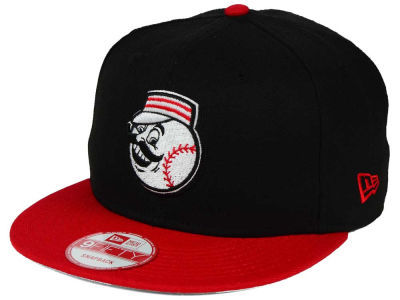 Cincinnati Reds New Era MLB Coop Flip 9FIFTY Snapback Cap