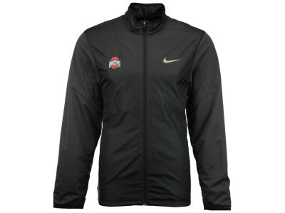 Ohio State Buckeyes Nike Golf NCAA Men's Shield Full Zip Jacket