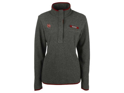 Oklahoma Sooners Columbia NCAA Women's Harborside Fleece Pullover