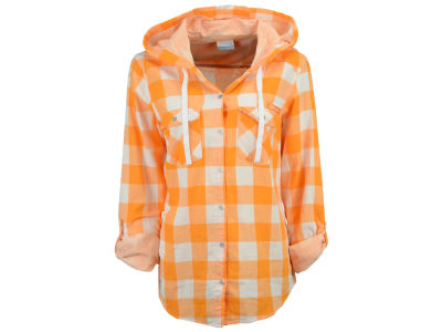 Tennessee Volunteers Columbia NCAA Women's Times Two Hooded Long Sleeve Shirt