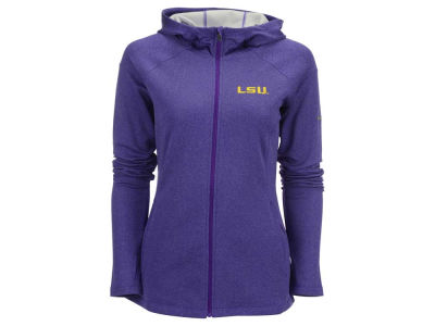 LSU Tigers Columbia NCAA Women's Saturday Trail Hooded Jacket