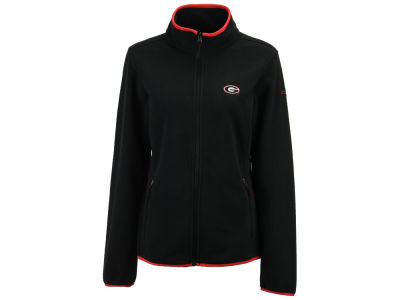 Georgia Bulldogs Columbia NCAA Women's Fuller Ridge Fleece Jacket