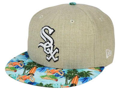 Chicago White Sox New Era MLB Vacation Vize Snapback Cap