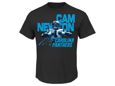 Carolina Panthers NFL Men's Cam Newton Celebration T-Shirt