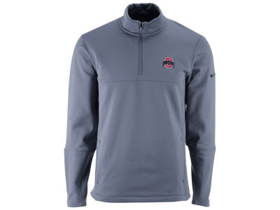 Ohio State Buckeyes Nike Golf NCAA Men's Therma-Fit 1/4 Zip Pullover Shirt