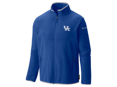 Kentucky Wildcats Columbia NCAA Men's Fuller Ridge Fleece Jacket
