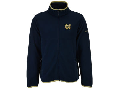 Notre Dame Fighting Irish Columbia NCAA Men's Fuller Ridge Fleece Jacket