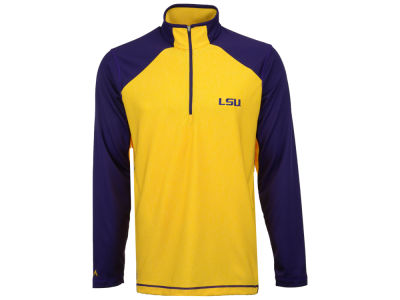 LSU Tigers Antigua NCAA Playmaker 1/4 Zip Pullover
