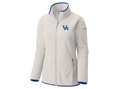 Kentucky Wildcats Columbia NCAA Women's Fuller Ridge Fleece Jacket