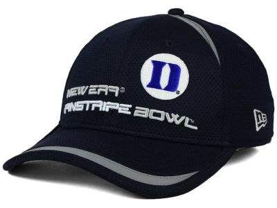 Duke Blue Devils New Era NCAA Pinstripe Bowl Reflectaline 39THIRTY Cap
