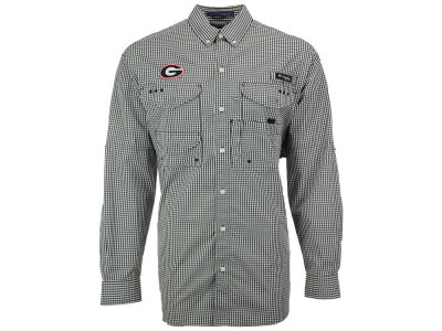 Georgia Bulldogs Columbia NCAA Super Bonehead Long Sleeve Shirt