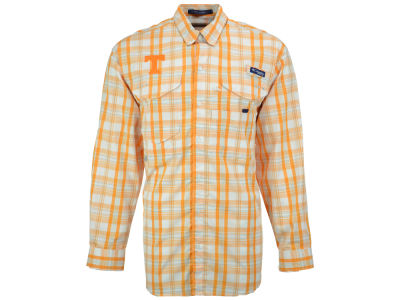 Tennessee Volunteers Columbia NCAA Super Bonehead Long Sleeve Shirt