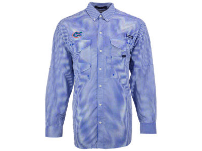 Florida Gators Columbia NCAA Super Bonehead Long Sleeve Shirt