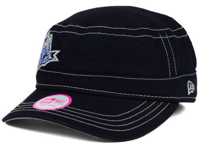 New Era Pinstripe Bowl Women's Military Cap