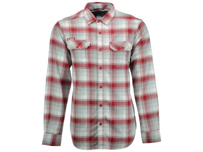 Alabama Crimson Tide Columbia NCAA Men's Flare Gun Long Sleeve Flannel Button Up Shirt