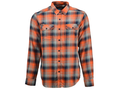 Auburn Tigers Columbia NCAA Men's Flare Gun Long Sleeve Flannel Button Up Shirt