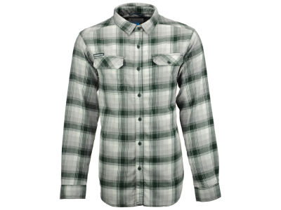 Michigan State Spartans Columbia NCAA Men's Flare Gun Long Sleeve Flannel Button Up Shirt