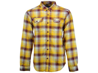 Minnesota Golden Gophers Columbia NCAA Men's Flare Gun Long Sleeve Flannel Button Up Shirt