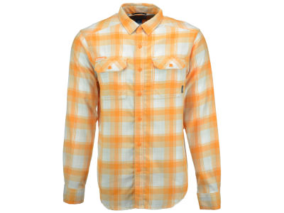Tennessee Volunteers Columbia NCAA Men's Flare Gun Long Sleeve Flannel Button Up Shirt