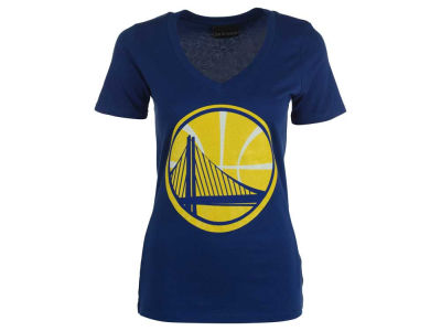 Golden State Warriors 5th & Ocean NBA Women's Blitz T-Shirt