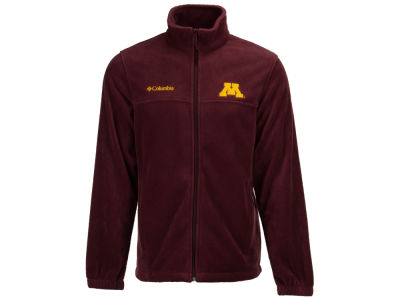 Minnesota Golden Gophers Columbia NCAA Flanker Full Zip Jacket