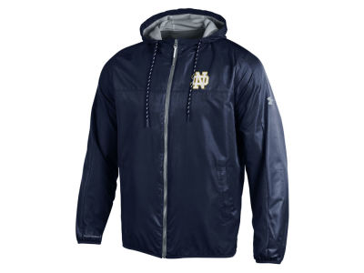 Notre Dame Fighting Irish NCAA Men's Lightweight Windbreaker Jacket