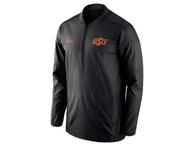 Oklahoma State Cowboys Nike NCAA Men's Lockdown Half Zip Jacket