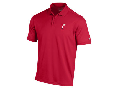 Cincinnati Bearcats Under Armour NCAA Men's Performance Polo Shirt