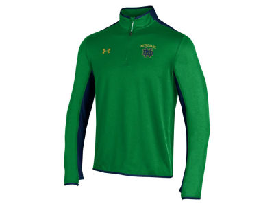 Notre Dame Fighting Irish NCAA Men's SMU Quarter Zip Pullover