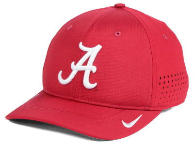 Alabama Crimson Tide NCAA Youth Sideline Swoosh Flex Cap